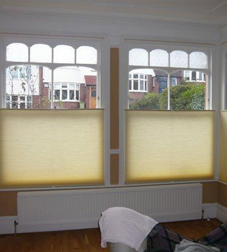 Bottom Up Top Down Blinds London Window Blinds